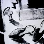 Shoes in a Doorway